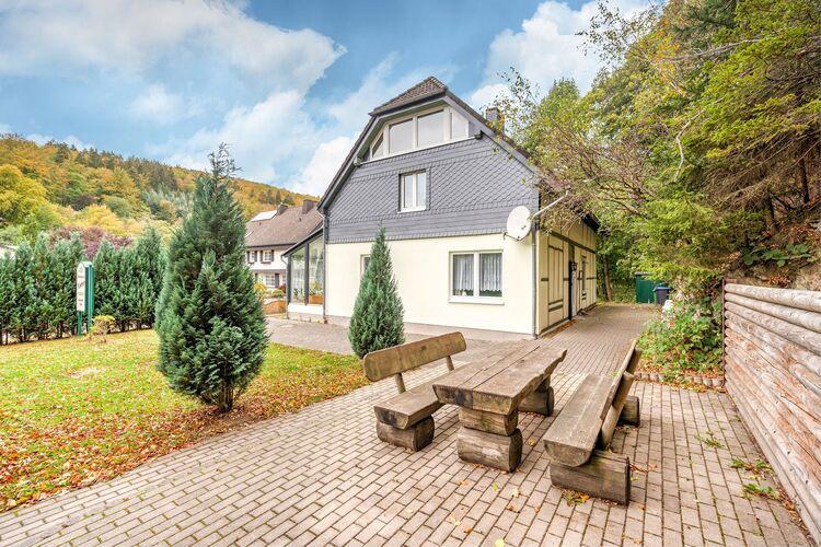 met je hond naar dit vakantiehuis in Brilon-Wald