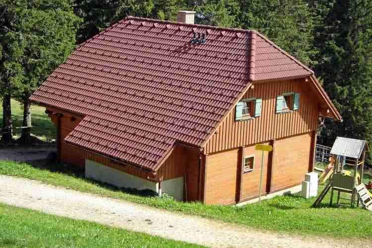 met je hond naar dit vakantiehuis in Klippitztörl