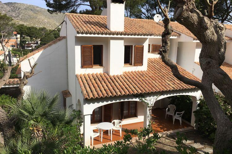 Holiday house 10 Ca'n Botana (317702), Pollença, Majorca, Balearic Islands, Spain, picture 1