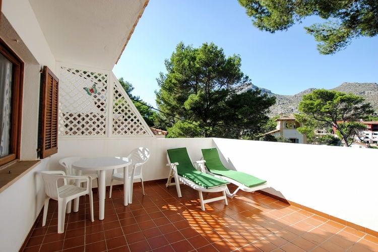 vakantiehuis Spanje, Mallorca, Pollença (cala Sant Vicenç) vakantiehuis ES-07469-01