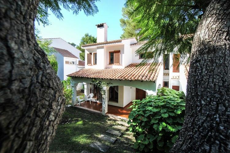 Vakantiehuizen Pollenca-cala-Sant-Vicenc te huur Pollença-(cala-Sant-Vicenç)- ES-07469-01 met zwembad  met wifi te huur