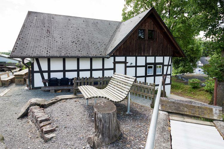 vakantiehuis Duitsland, Sauerland, Meschede-Vellinghausen vakantiehuis DE-59872-14