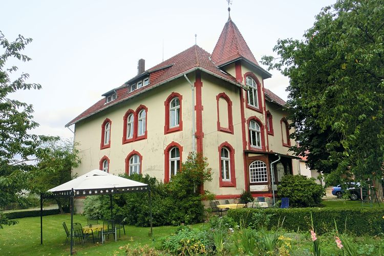 Duitsland | Nedersaksen | Boerderij te huur in Trendelburg-Friedrichsfeld   met wifi 8 personen