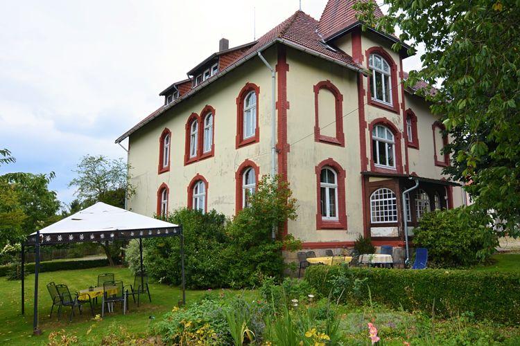 Boerderij Duitsland, Nedersaksen, Trendelburg-Friedrichsfeld Boerderij DE-34388-03