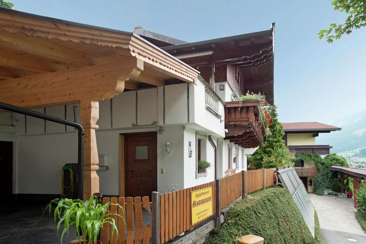 Holiday apartment Unterer Sonnberg (317705), Brixen im Thale, Kitzbüheler Alpen - Brixental, Tyrol, Austria, picture 4