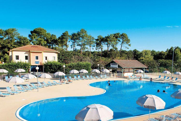 vakantiehuis Frankrijk, Cote Atlantique, Soustons Plage vakantiehuis FR-40140-10