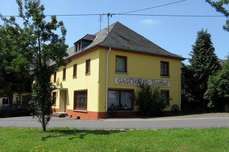 Vakantiehuis  met wifi  Ammeldingen-bei-NeuerburgGruppenhaus Barthel
