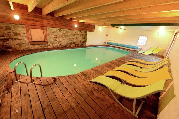 Vakantiewoning met zwembad met wifi  Sourbrodt - Waimes  Résidence Joséphine