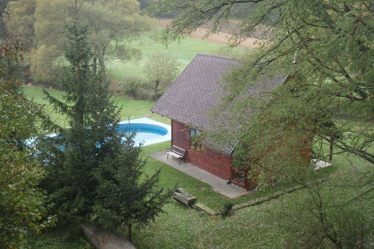 vakantiehuis Tsjechië, Zuid-Bohemen , Bechyne vakantiehuis CZ-39165-05