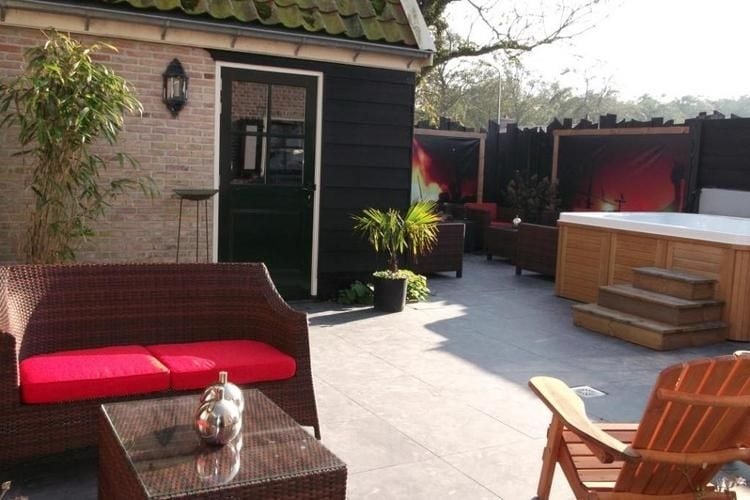 Holland | North Sea Coast North | Holiday home Recreatiepark Wiringherlant - Anno Nu 15 | all year | ParkFacilities