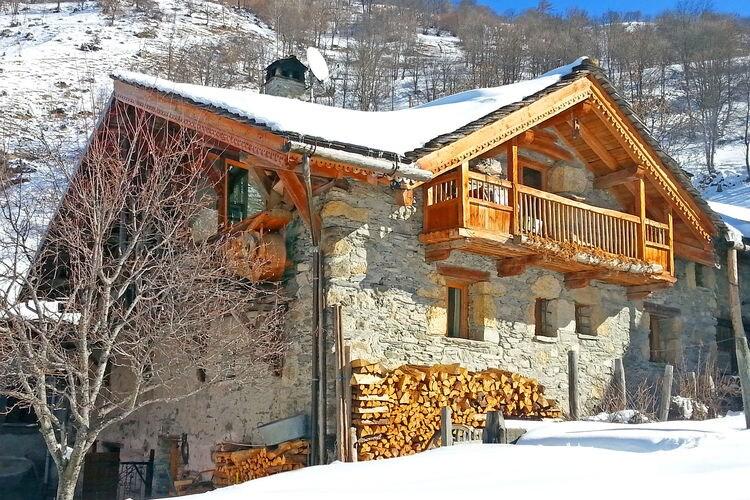 Vakantiehuizen Frankrijk | Rhone-alpes | Chalet te huur in Peisey-Vallandry   met wifi 8 personen