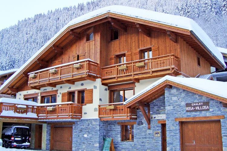 Vakantiehuizen Frankrijk | Rhone-alpes | Chalet te huur in Champagny-en-Vanoise   met wifi 8 personen