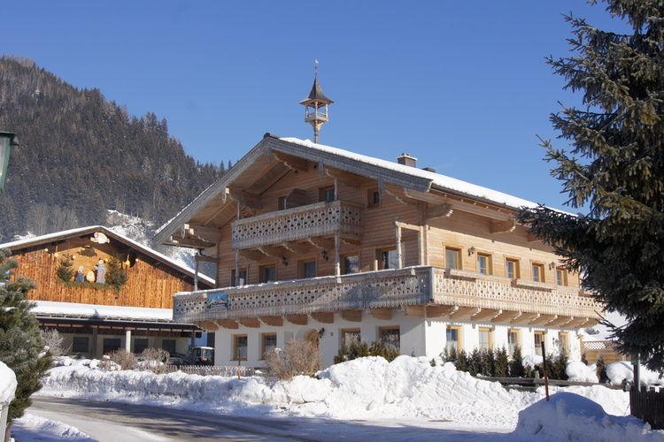 Vakantiehuizen Oostenrijk | Salzburg | Appartement te huur in Bramberg-am-Wildkogel-Muhlbach   met wifi 4 personen