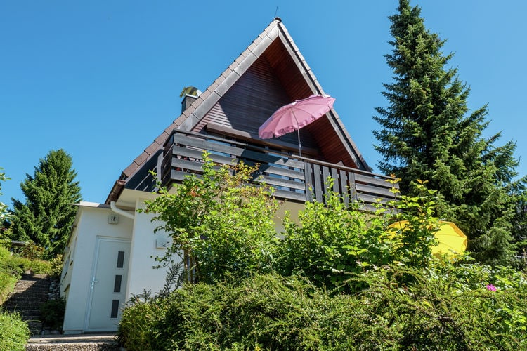 Vakantiehuis  met wifi  Herrischried  Tannenweg
