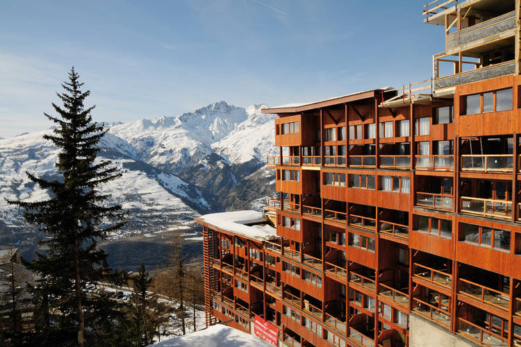 Ferienwohnung Residence Le Roc Belle Face 4 (354585), Courbaton, Savoyen, Rhône-Alpen, Frankreich, Bild 4