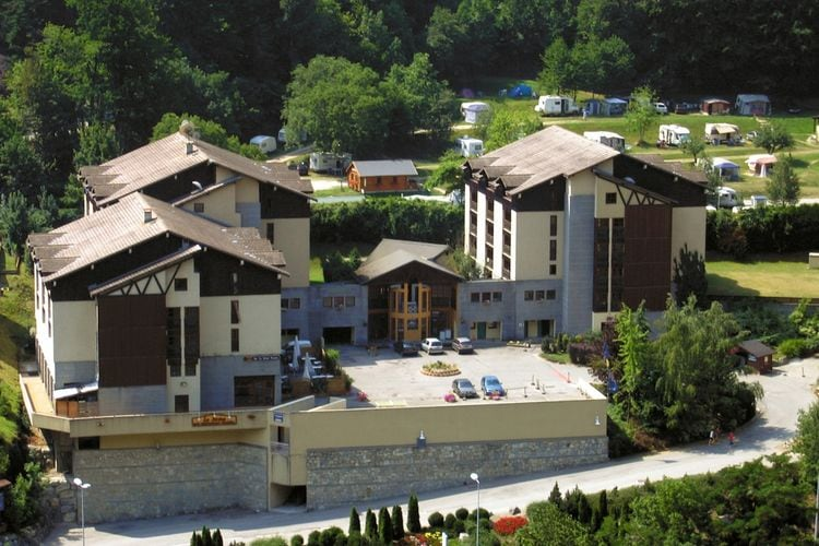 Vakantiehuizen Frankrijk | Rhone-alpes | Appartement te huur in Brides-les-Bains met zwembad  met wifi 4 personen