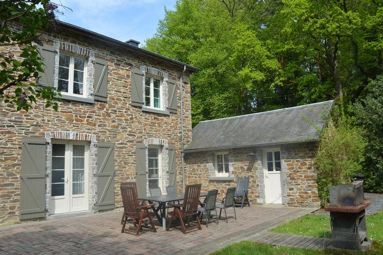 vakantiehuis België, Namen, Alle-Sur-Semois vakantiehuis BE-5550-43