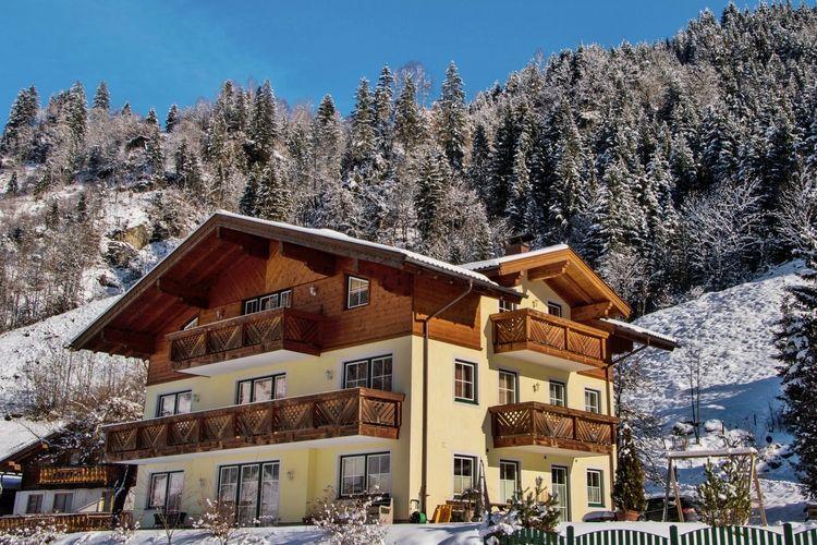 Vakantiehuizen Oostenrijk | Salzburg | Appartement te huur in Grossarl   met wifi 5 personen