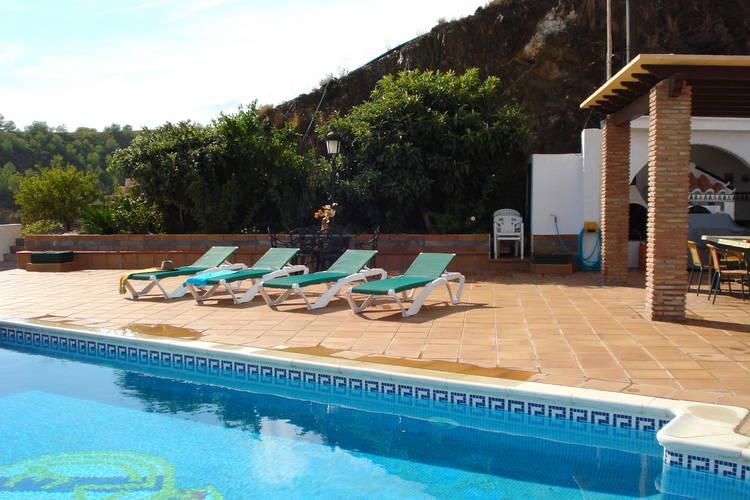 Vakantiewoning Spanje, Costa del Sol, Nerja vakantiewoning ES-29780-01