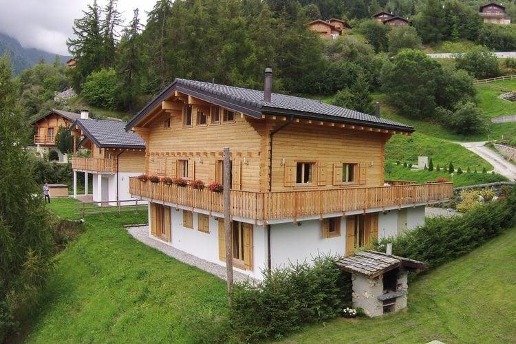 Zwitserland Chalets te huur Luxe 14-pers. chalet met sauna op 250 meter van piste