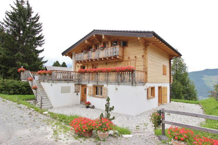 Vakantiehuizen Zwitserland | Jura | Chalet te huur in La-Tzoumaz    14 personen
