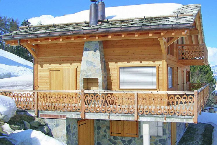 Chalet Zwitserland, Jura, Les Collons Chalet CH-1988-05