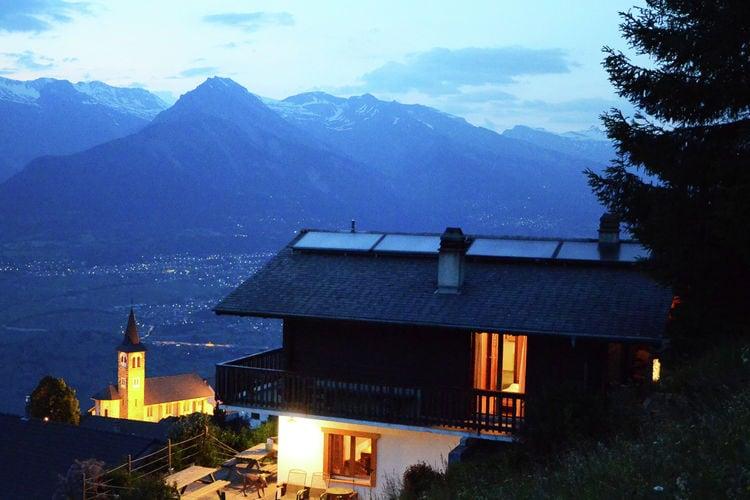 Chalet Zwitserland, Jura, Veysonnaz Chalet CH-1993-22