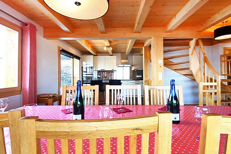 Chalet Zwitserland, Jura, Les Collons Chalet CH-1988-06