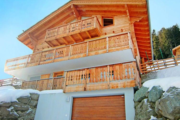 Vakantiehuizen Zwitserland | Jura | Chalet te huur in Les-Collons   met wifi 12 personen