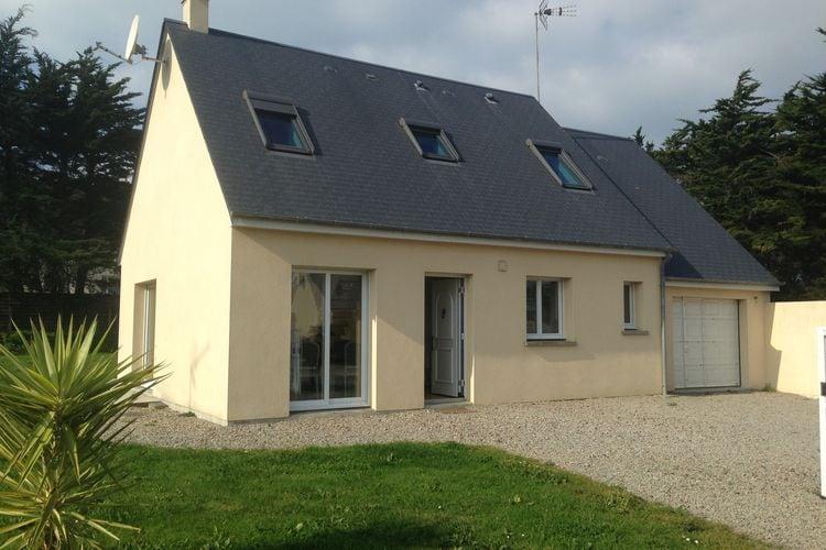 vakantiehuis Frankrijk, Normandie, Denneville vakantiehuis FR-50580-11