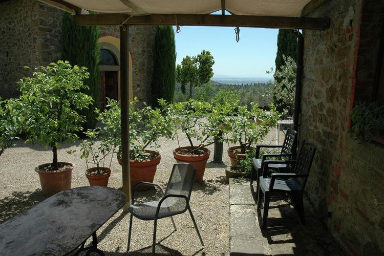 Ferienhaus Guardiana (325444), Civitella in Val di Chiana, Florenz - Chianti - Mugello, Toskana, Italien, Bild 15