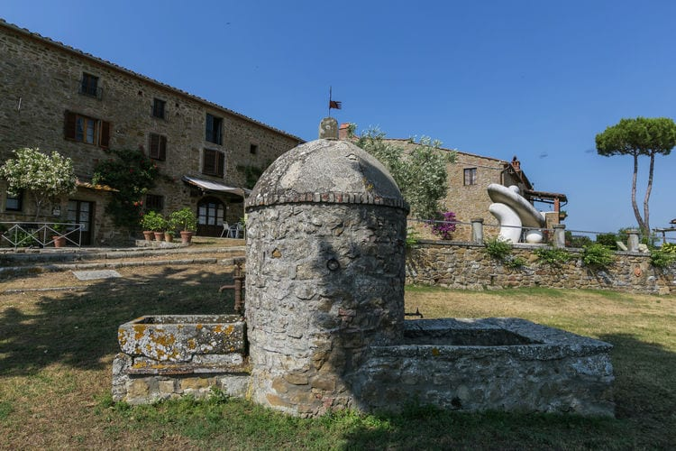 Ferienhaus Guardiana (325444), Civitella in Val di Chiana, Florenz - Chianti - Mugello, Toskana, Italien, Bild 22