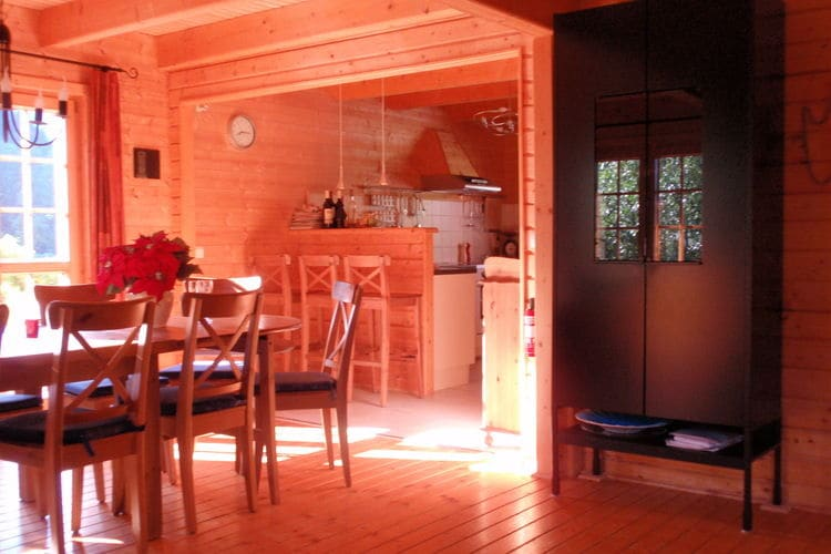 Chalet Le Passe-Temps - Kitchen