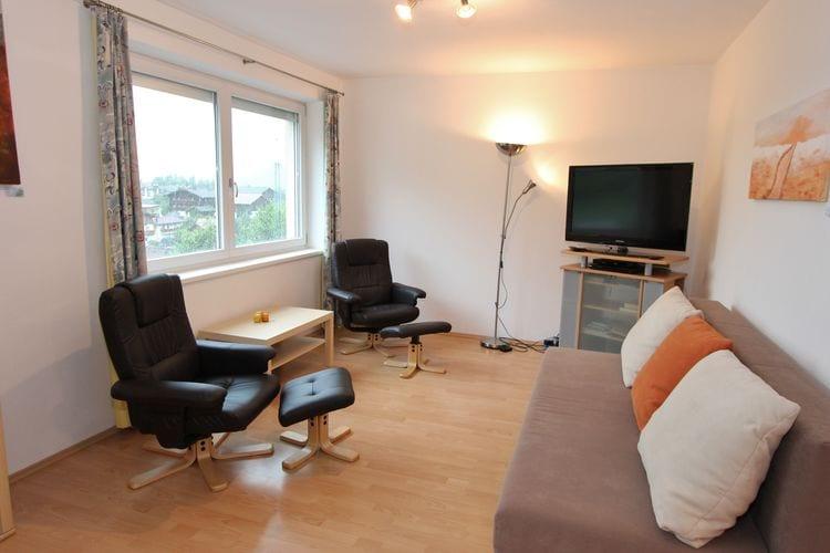 Vakantiehuizen Oostenrijk | Salzburg | Appartement te huur in Bruck-an-der-Groglocknerstrae   met wifi 4 personen