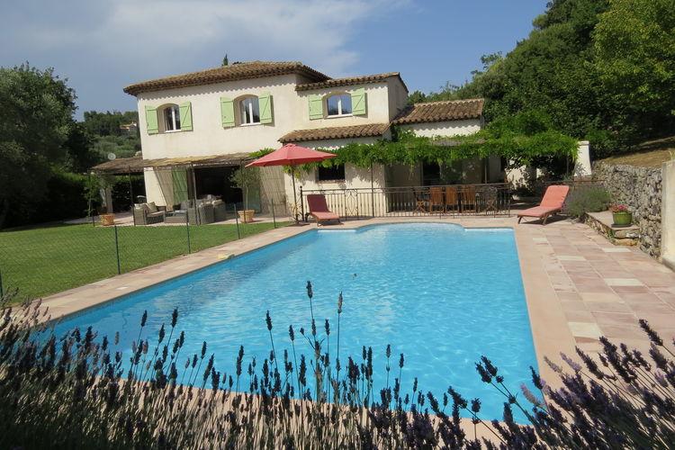 Vakantiehuizen Valbonne te huur Valbonne- FR-06560-05 met zwembad  met wifi te huur