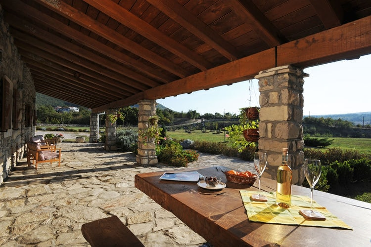 Holiday house Stancija Sisol (328726), Plomin, , Istria, Croatia, picture 12