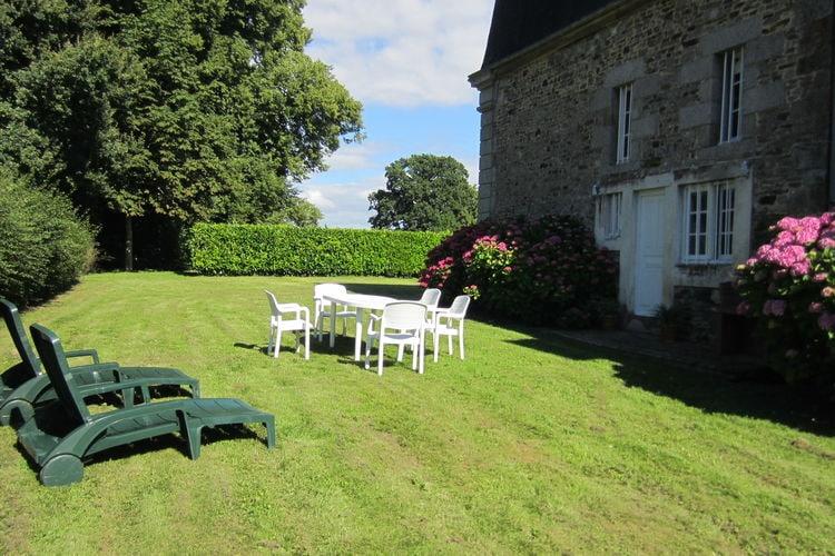 Vakantiehuis met zwembad met wifi  NormandieLe Pavillon
