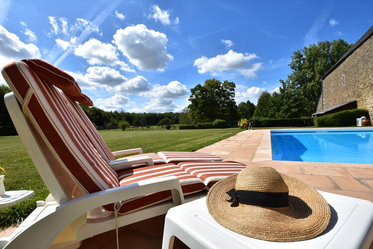 Vakantiehuizen Normandie te huur Vergoncey- FR-50240-05 met zwembad  met wifi te huur