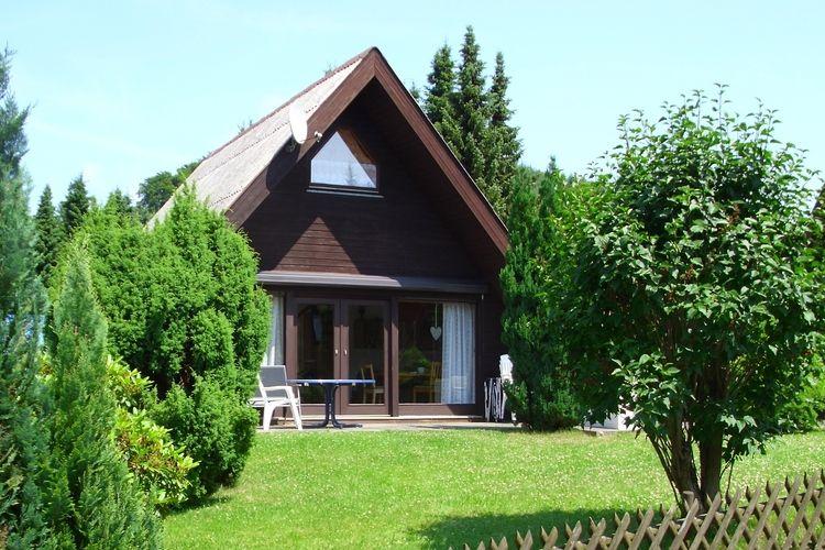 Vakantiehuis    Wolfshagen