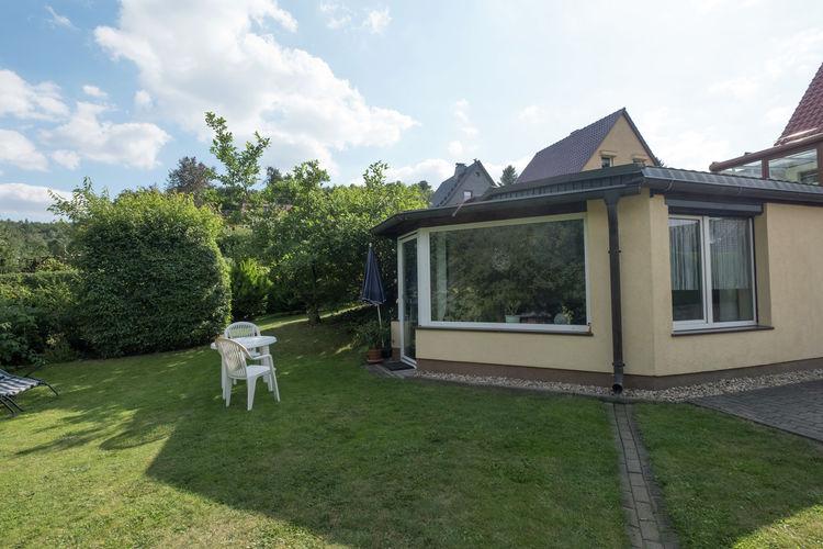 vakantiehuis Duitsland, Berlijn, Quedlinburg / ot Gernrode vakantiehuis DE-06485-06