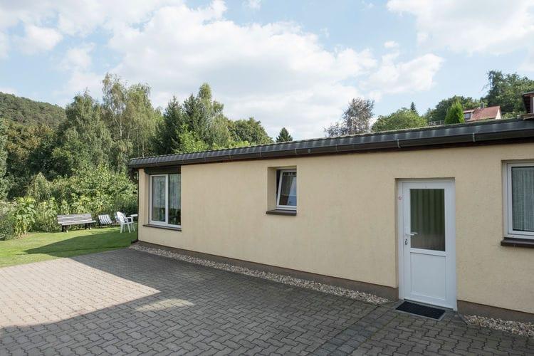 Duitsland | Berlijn | Vakantiehuis te huur in Quedlinburg-ot-Gernrode   met wifi 2 personen
