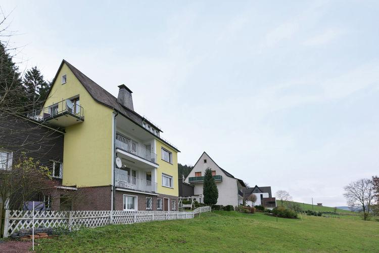 Vakantiewoning Duitsland, Sauerland, Eslohe-Niedersalwey vakantiewoning DE-59889-27