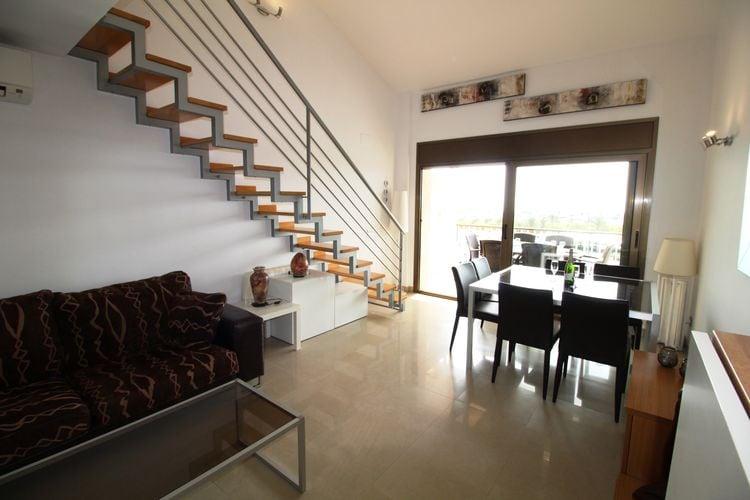 Vakantiewoning Spanje, Costa Brava, Empuriabrava Appartement ES-17487-05