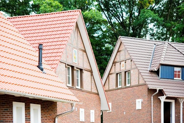 Villa Duitsland, Nedersaksen, Bad Bentheim Villa DE-48455-14