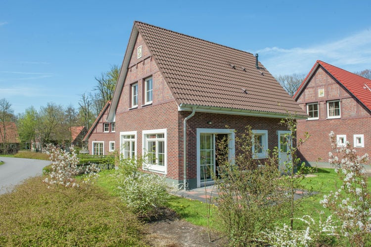 Villa Duitsland, Nedersaksen, Bad Bentheim Villa DE-48455-04