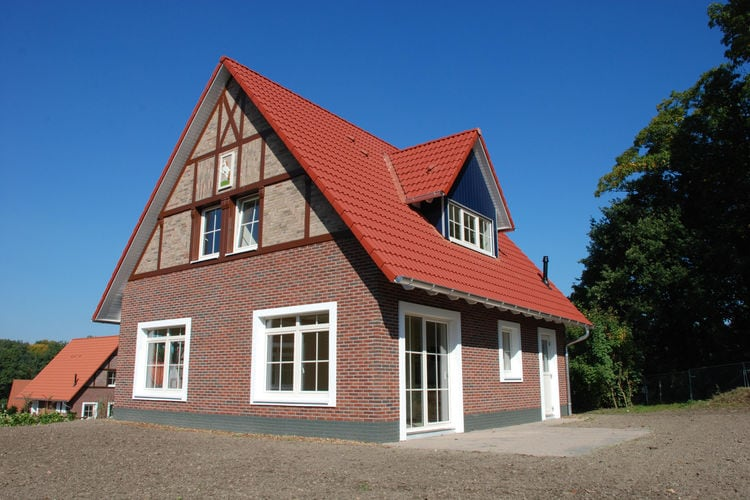 Villa Duitsland, Nedersaksen, Bad Bentheim Villa DE-48455-11