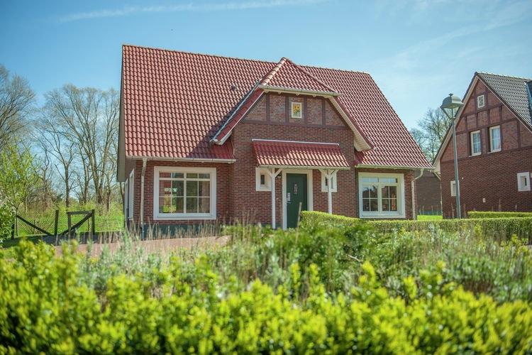 Villa  met wifi  NedersaksenFerienresort Bad Bentheim 5