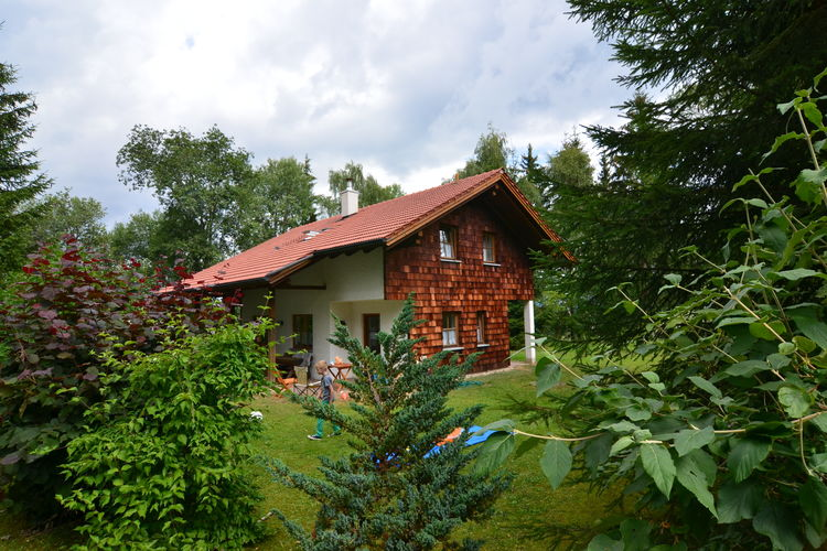 Vakantiehuis  met wifi  Bischofsmais  Waldsiedlung