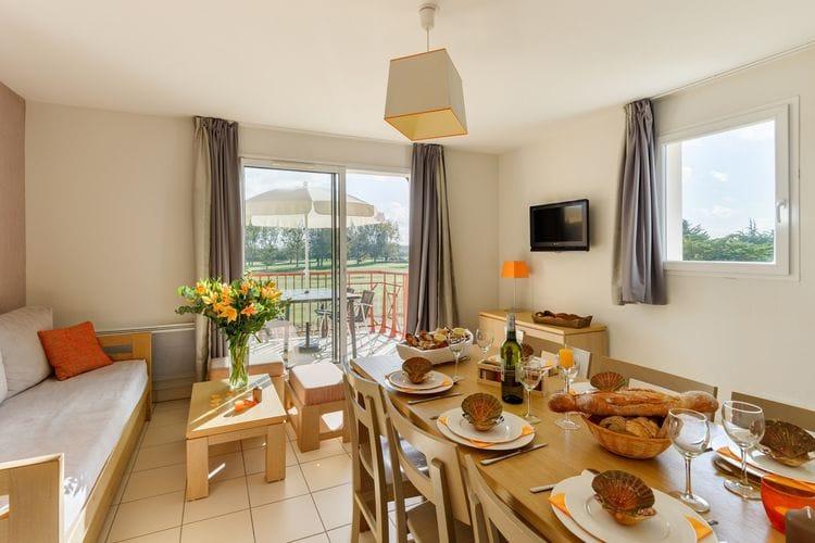 Appartement Frankrijk, Bretagne, Sables D