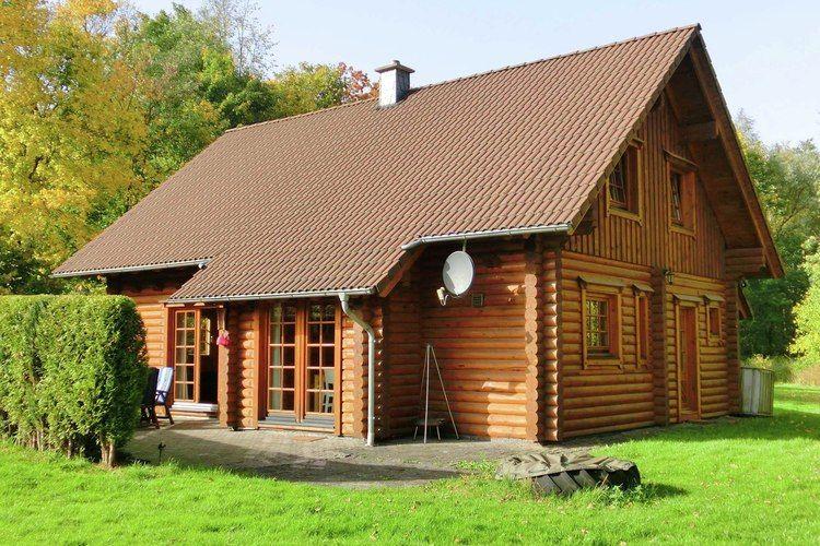 Chalet huren in Westerwald -   met wifi  voor 6 personen  Dit schitterende, vrijstaande hout..